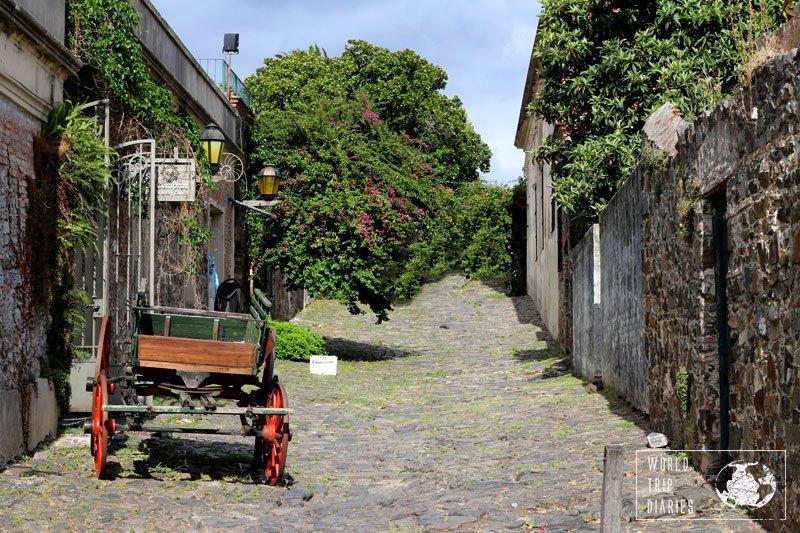 barrio historico colonia uruguay