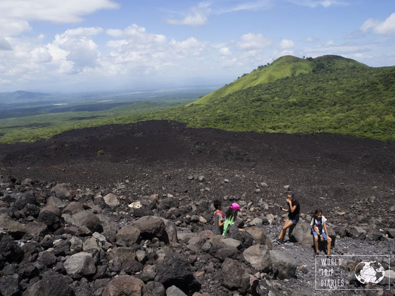 If you want to experience volcanos, then Nicaragua may be your best choice. It was pretty awesome - and scary, at times!