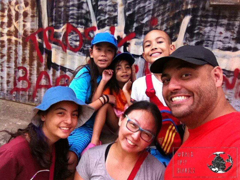 selfie colonia uruguay