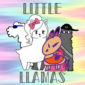 Little Llamas by World Trip Diaries