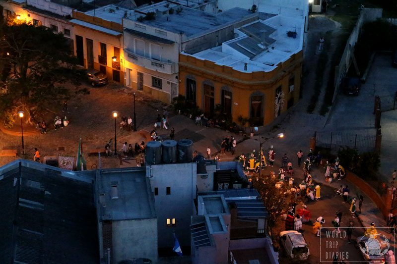 carnaval montevideo uruguay
