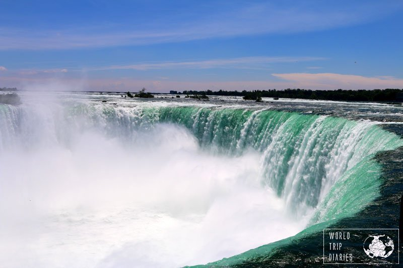 The Horseshoe Niagara Falls, one impressive sight