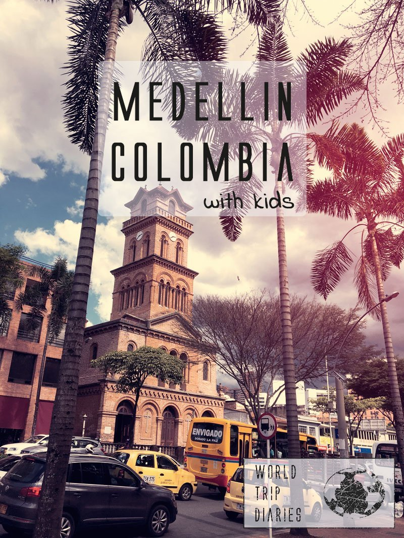 Medellín, Colombia, is a perfect family travel destination! Click on to read more!