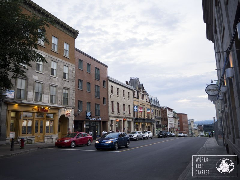 Walking is a great way to get around Quebec City with kids. It's beautiful, safe, clean, and there is a huge diversity.
