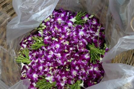 Bangkok - Fleurs
