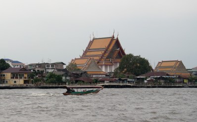 Bangkok - Wat