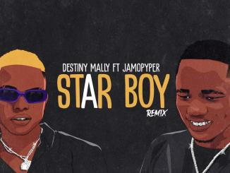 Destiny Mally - Star Boy (Remix) Ft. Jamo Pyper