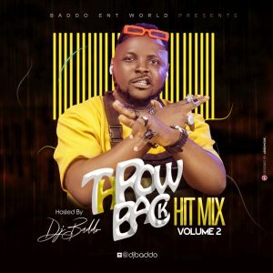Dj Baddo Throw Back Hit Mix Vol 2