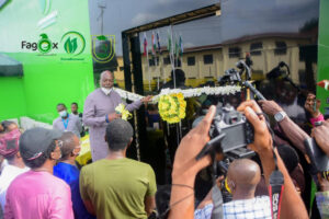 FarmKonnect Inaugurates First African Agricultural Electronic Center In Ibadan
