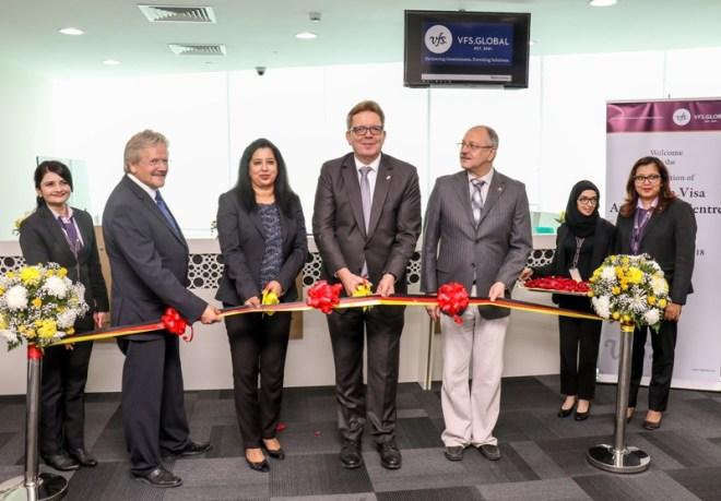 Germany Opens Visa Application Centre in Bahrain | World