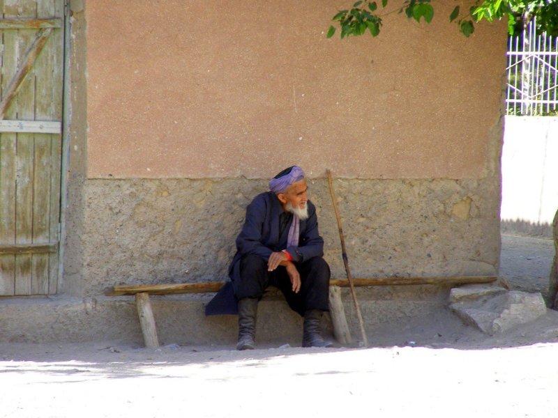 Old-man-in-Tajikistan