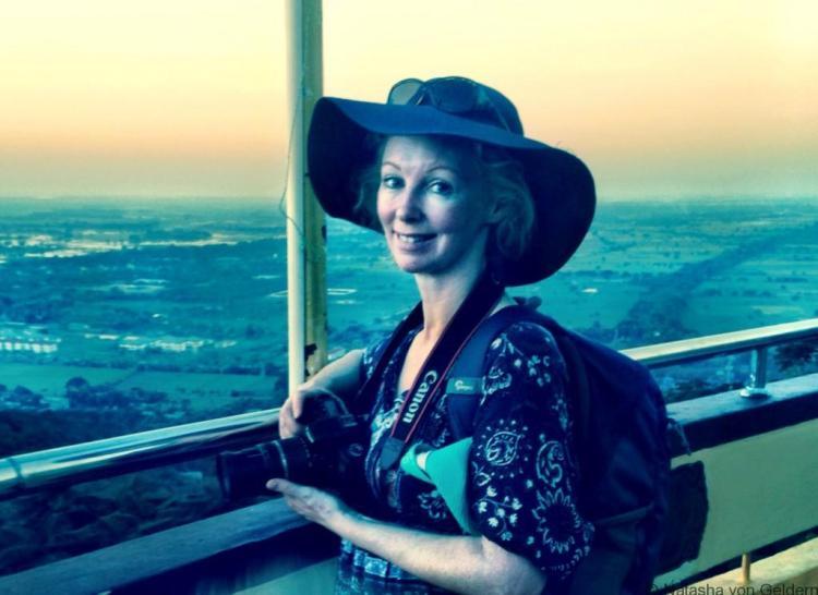 Natasha von Geldern Wandering Kiwi