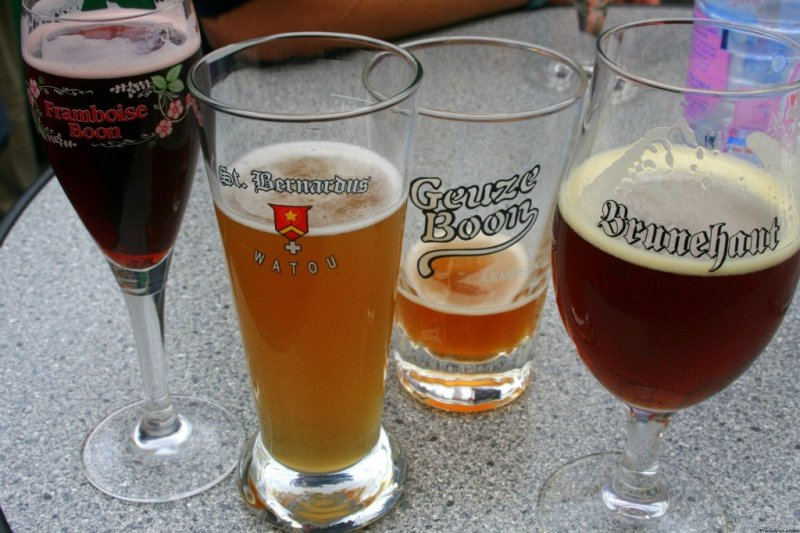 Brussels beer festival, Belgium