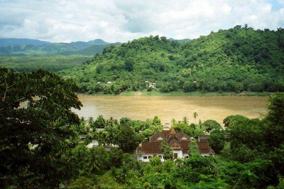 Luang Phabang, Laos