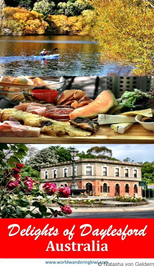 Weekend in Daylesford Victoria Australia