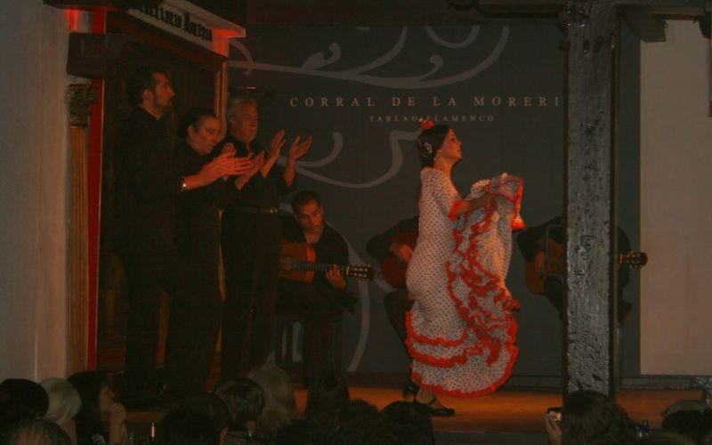 Spain flamenco Madrid