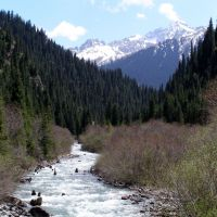 Kyrgyzstan: Trek to the Valley of the Flowers
