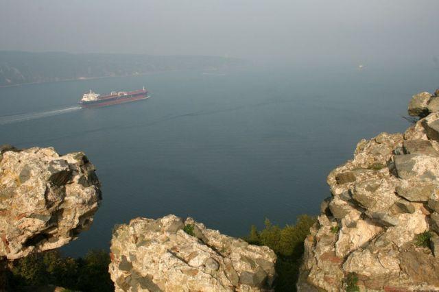Bosphorus cruise, Istanbul