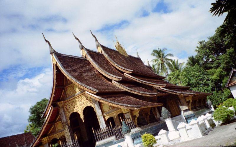 Luang Phabang, Laos, south-east Asia