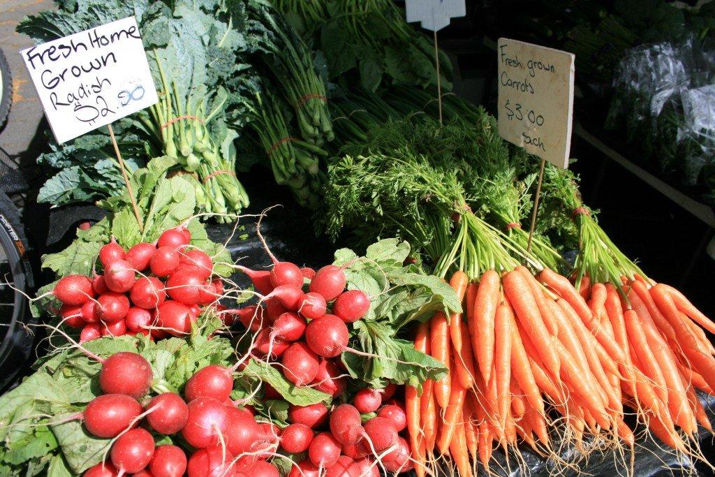 Australia: Hobart's colourful Salamanca Market