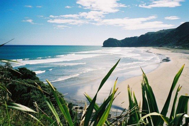 Piha, New Zealand