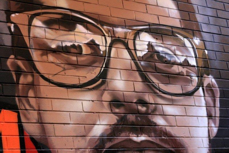 Melbourne street art, Australia