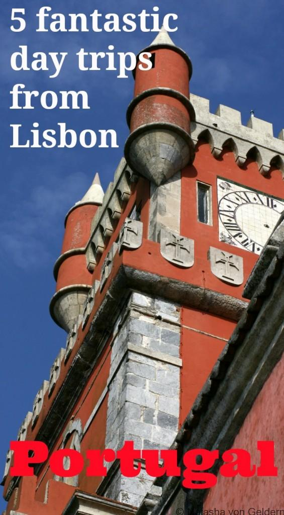 5 day trips from Lisbon Portugal