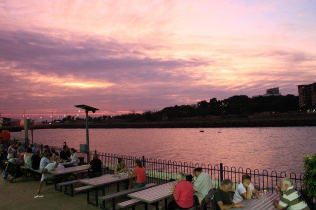 Darwin waterfront, Australia