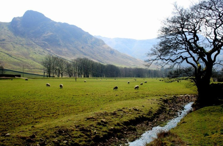 English Lake District Day Walk