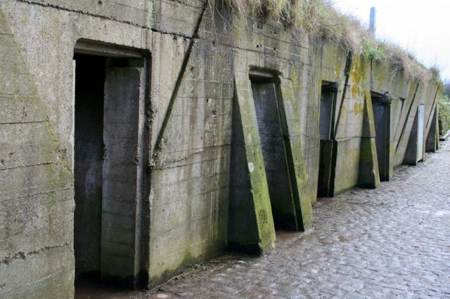 Essex Farm: Battlefields of the Western Front, Belgium