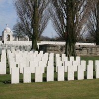 Touring the WW1 battlefields of Belgium