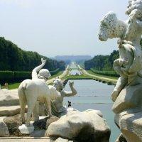 Italy: Wandering the Royal Palace at Caserta