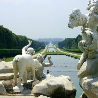 The Royal Palace of Caserta, Italy