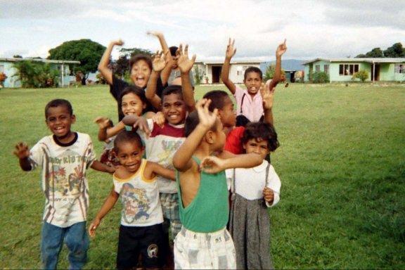 Kids, Fiji
