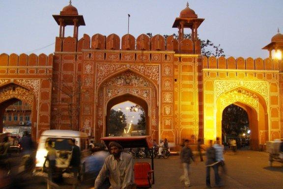 Jaipur Gate, India