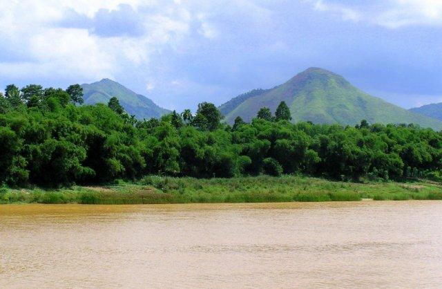 Perfume River Cruise, Hue, Vietnam