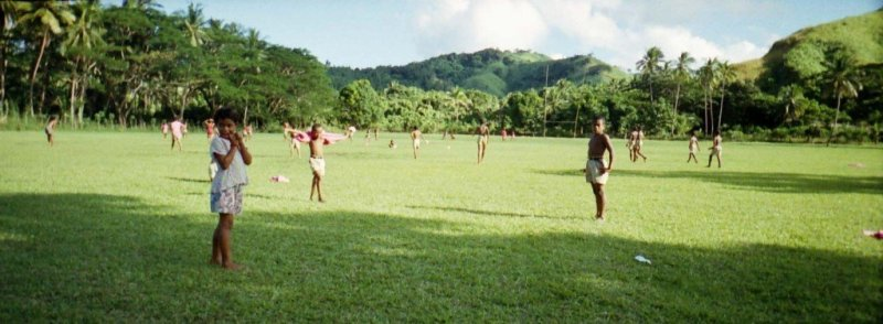 School playing fields, Fiji