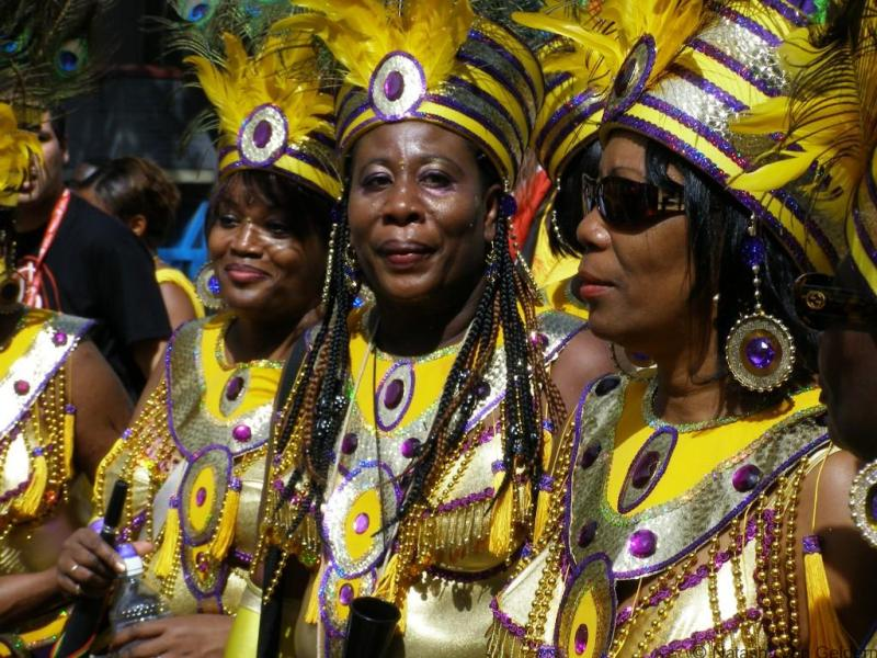 The Notting Hill Carnival, London