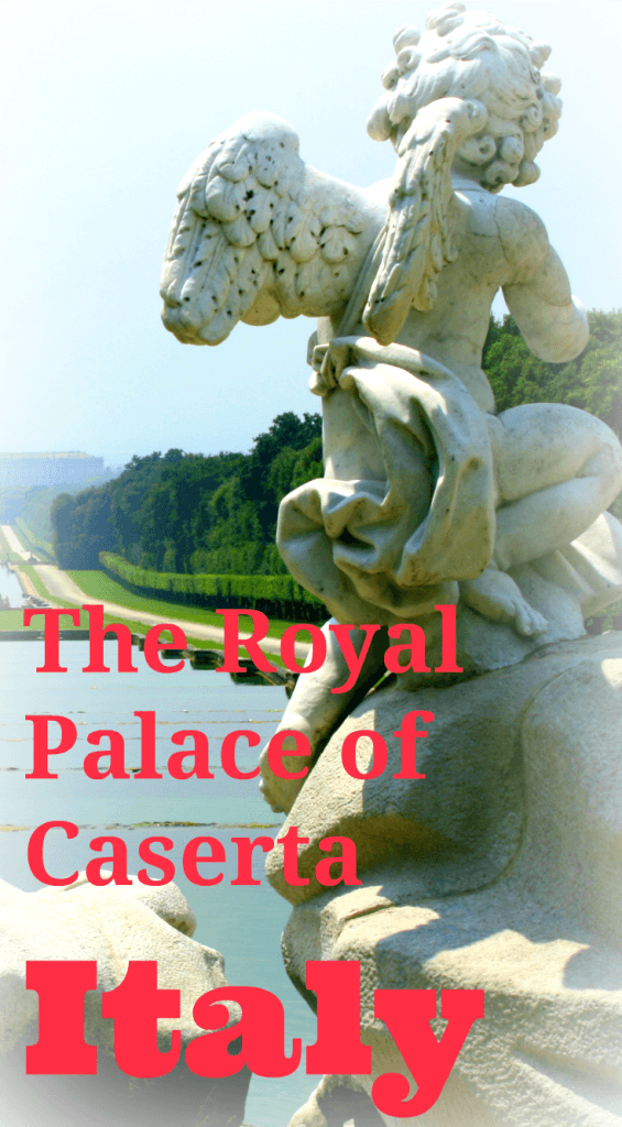 The Royal Palace of Caserta, Italy