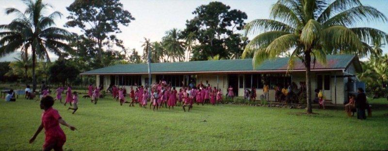 Vanuavao school, Fiji