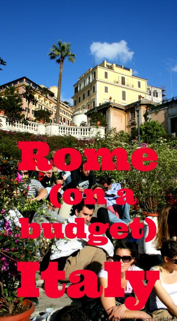 Rome city break on a budget