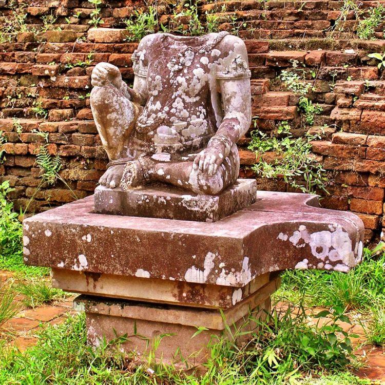 My Son ruins in Vietnam