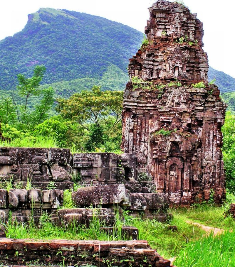Temples of My Son, Vietnam