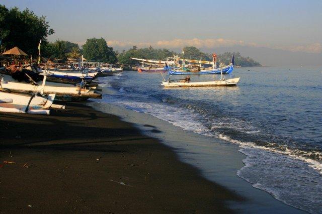 Lovina beach, North Coast Bali