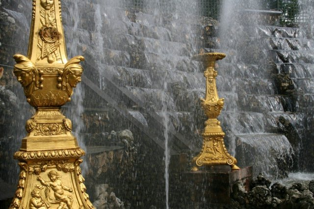 Fountains - Gardens of Versailles, France