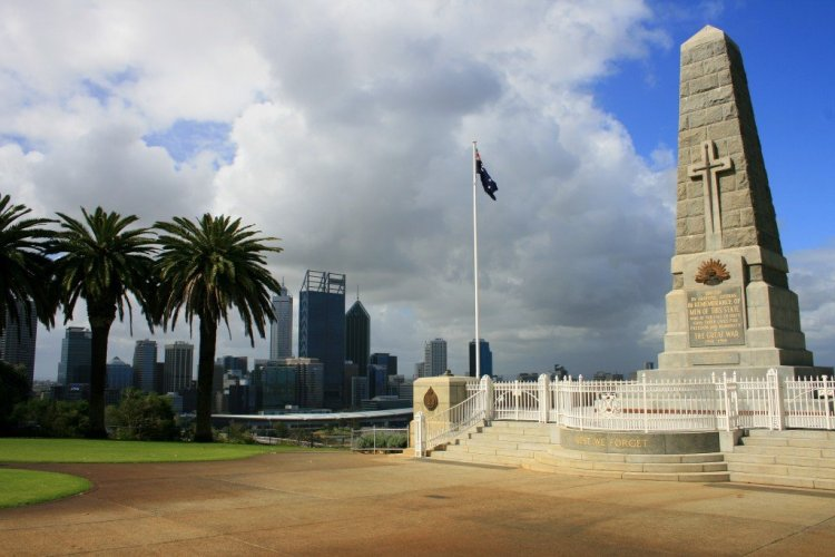 Kings Park War Memorial, Perth Australia