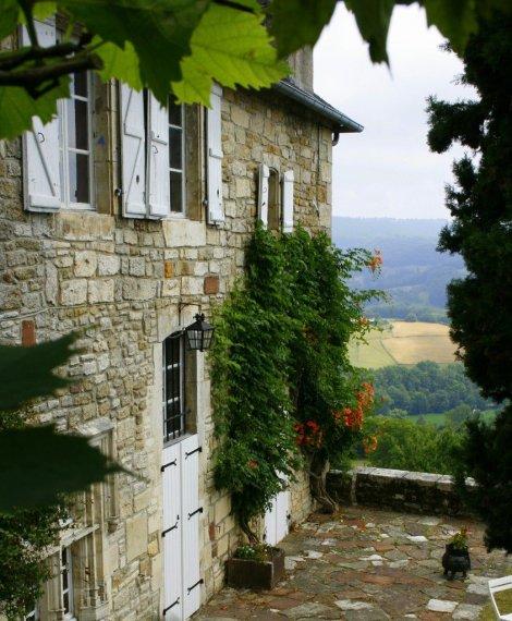Beautiful Villages of France - Turenne, Correze