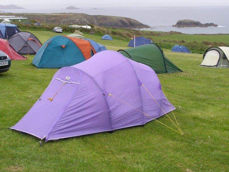 Camping-in-Wales