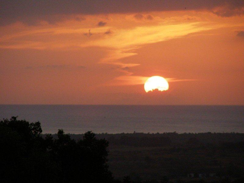 Trinidad-sunset-Cuba