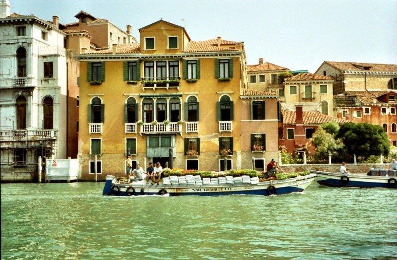 Henry James Palazzo, Venice